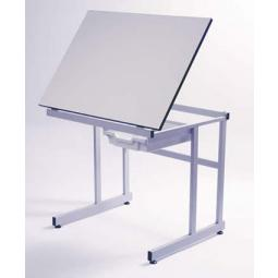 Vistaplan Evesham Lift-Up A1 Drawing Table with Wire Parallel Motion